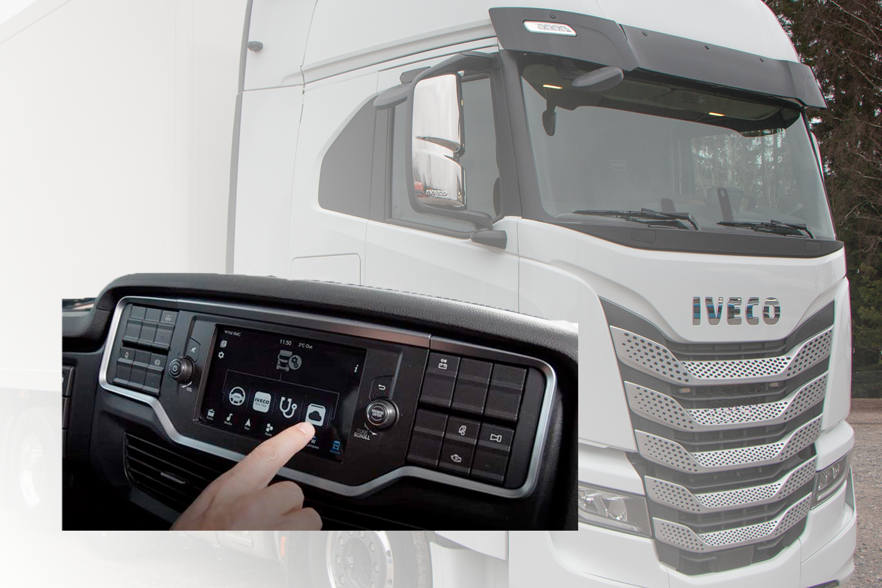 Iveco Over the Air -update