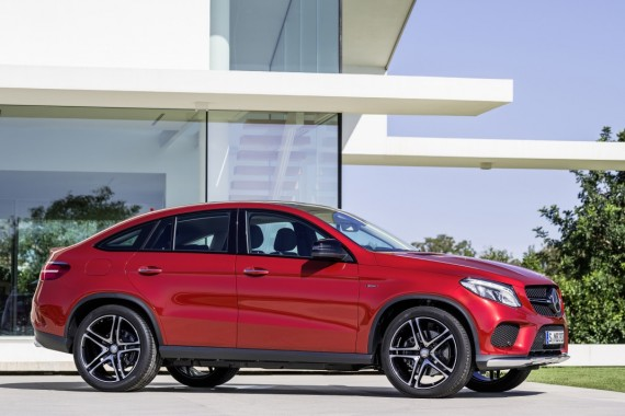 Mercedes-Benz GL Coupe
