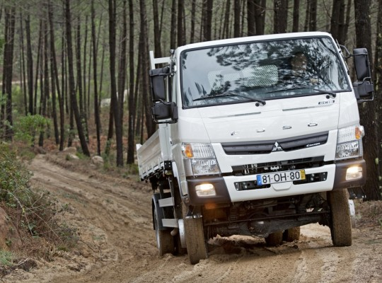 Canter 4 x 4